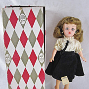 Ideal Little Miss Revlon Doll Dress Fashion Box Hose Heels Bra Panties