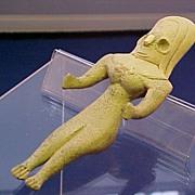 Ancient Indus Valley Mother Goddess Idol  C.1000 B.C.