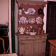 REDUCED Dutch Cupboard, C. 1780