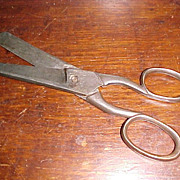 Scissors, Hand-forged Sheffield England C. 1850