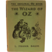 The Original Oz Book - The Wizard of Oz 1903 by L. Frank Baum