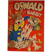 Dell Comic-Oswald the Rabbit #183  1948