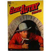 Dell Comic-Gene Autry Comics Vol.1 #14 1948