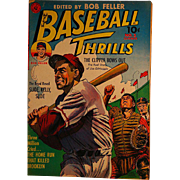 Ziff Davis Comics-Baseball Thrills The Real Story of Joe DiMaggio 1952 #3