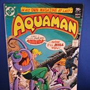 DC Comics-Aquaman 1977 #57