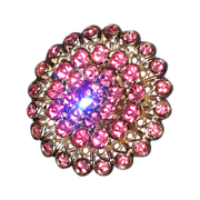 Brooch Pink Looks like the sun rising