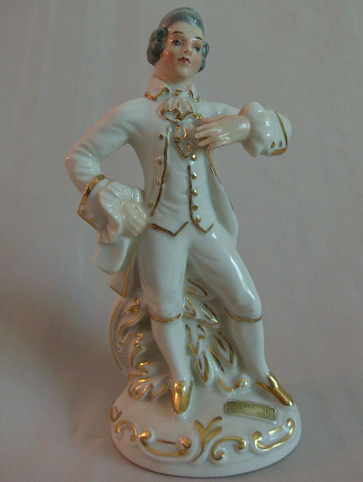 Jabeson Figurine Victorian Style Man 1944