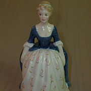 "SOLD Royal Doulton Figurine HN 2336 (COPR 1965) ""Alison"""