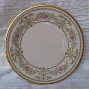 Lenox Castle Garden Salad Plate