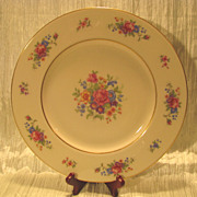 Lenox Rose By Lenox China (Pattern J300) Dinner Plate