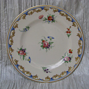 Syracuse Lady Louise Bread and Butter Plate