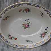 Syracuse Lady Louise Oval Vegetable Bowl