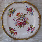 Hammersley Lady Patricia Bone China Bread and Butter Plate