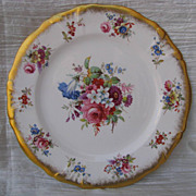 Hammersley Lady Patricia Bone China Luncheon Plate