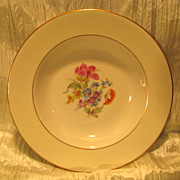 Royal Jackson Featherweight &quot;Glenda&quot; Rimmed Soup Bowl