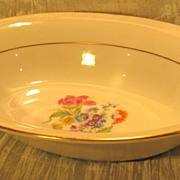 Royal Jackson Featherweight &quot;Glenda&quot; Oval Vegetable Bowl