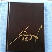 Schwiering and the West Limited Edition of 300, Signed by Author & Artists