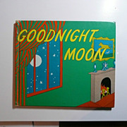 SALE PENDING Rare 1947 First Edition Goodnight Moon Book in VG Condition