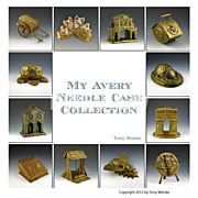 SOLD New Avery Needle Case Book by Terry Meinke