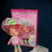 43120 Raspberry Tart Doll Kenner Strawberry Shortcake Free Postage & Ins
