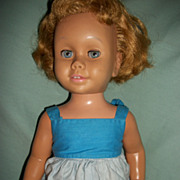 Early Chatty Cathy doll w/extra dress free P&I US Buyers