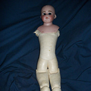 AM 1894 2 1/2 Dep Doll Head & Body Free P&I US Buyers