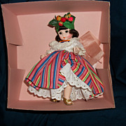 Madame Alexander 8&quot; Brazil Doll Free Postage & Insurance