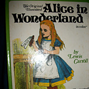 1978 Alice In Wonderland Illus Tenniel Martin Selway Castle Books