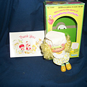 NO 43380 Kenner Strawberry Shortcake Lemon Meringue w/box US Free Postage & I