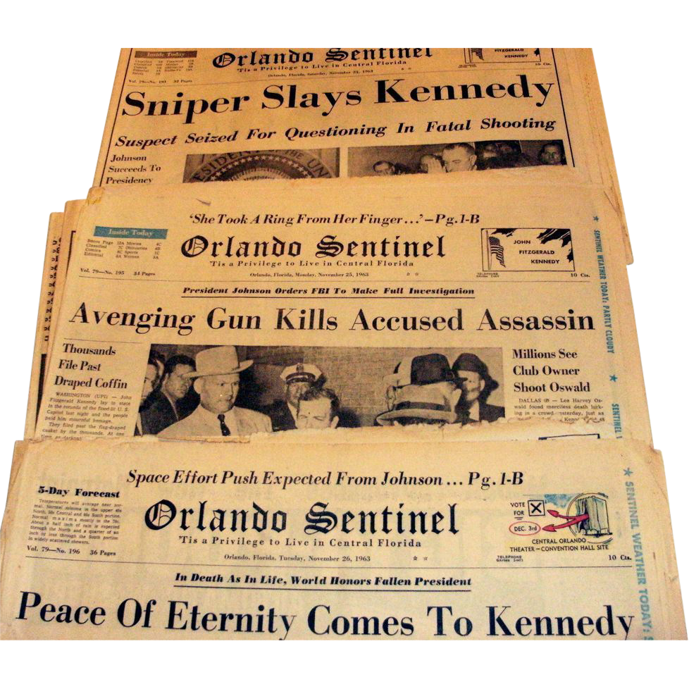 JFK Assassination Essays
