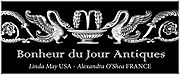 Bonheur du Jour Antiques