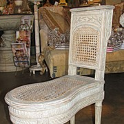 19th Century French Louis XVI Style Gaming Chair