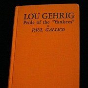 Biography: Lou Gehrig, Pride of the Yankees: 1942