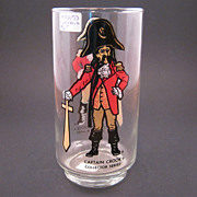 McDonald's Character Glass: Captain Crook