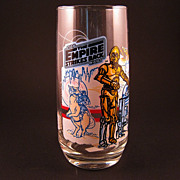 Star Wars Character Glass: R2-D2 & C-3PO
