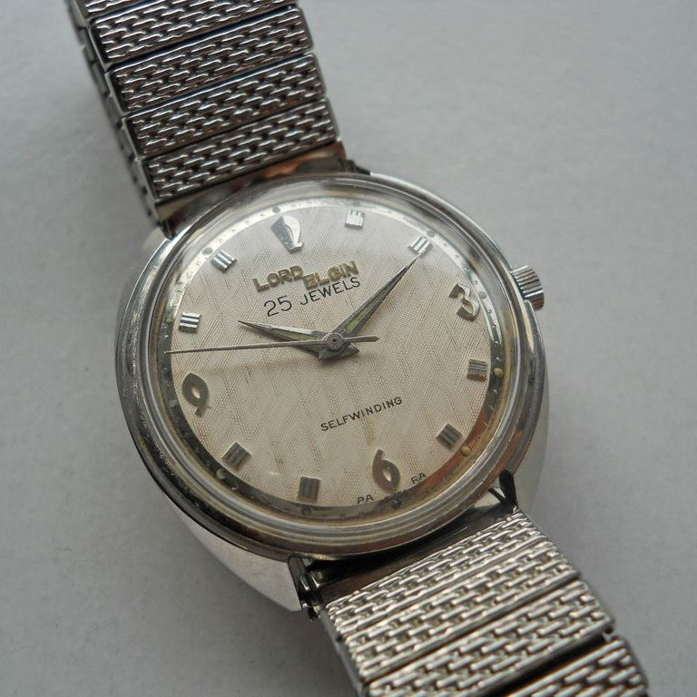Lord Elgin Self Winding Watch