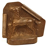 Rare Vintage German Horse Chocolate Mold