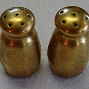 Vintage Pickard Salt & Pepper Shakers
