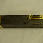 "Vintage 5"" Sighting Level Marked Swift & Anderson Inc. Boston Mass."