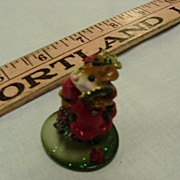Wee Forest Folk Christmas Mouse Annette Petersen