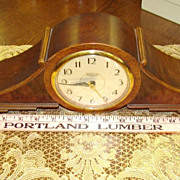 Ingraham Self Starting Mantle Clock USA