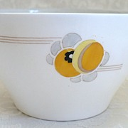 SALE Collectible Shelley Porcelain Art Deco Bowl - circa 1934