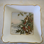 Haviland Limoges Art Dish