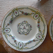 Set of 8 Minton China Bread & Butter Plates