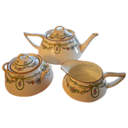 "Mintons ""Ivanhoe"" Tea Set"