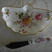 English China Jam Jelly Dish Set