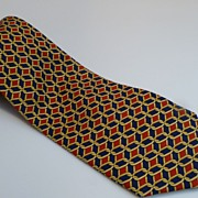 Vintage Burberry London Necktie
