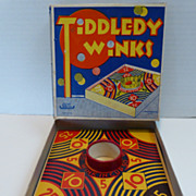 J Pressman & Co Tiddledy Winks Game - No. 370