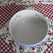 "Hall China Morning Glory 6"" Straight-Sided Bowl"
