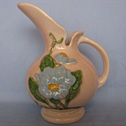 Hull Pottery New Magnolia Ewer